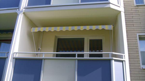 2 Zimmerwohnung mit Balkon zu