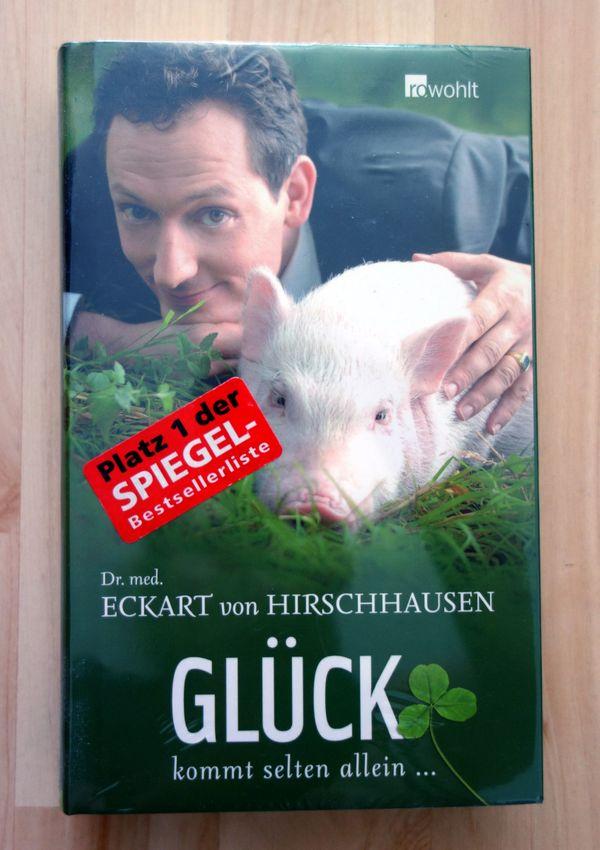 Buch Glück kommt selten allein Dr. med. von Hirschhausen neu