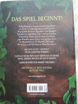 Lost Souls- Das Spiel beginnt: Kleinanzeigen aus Forchheim - Rubrik Kinder- und Jugendliteratur