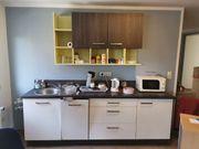 Küche für ein Büro sehr
