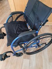 Rollstuhl ultraleicht gebraucht 2 5