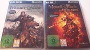 PC DVD Mount Blade Warband