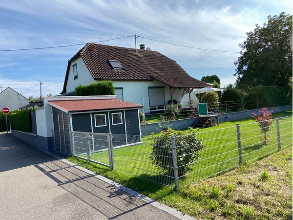Einfamilienhaus im Elsass