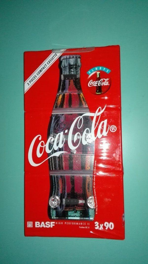COCA-COLA BASF CASSETTEN 30 -