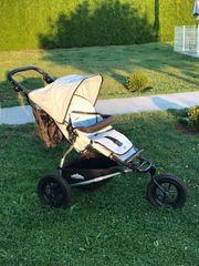 Urban Jungle Mountain Buggy Kinderwagen -
