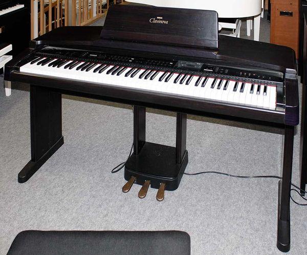 Klavier E-Piano Clavinova Yamaha CVP-65
