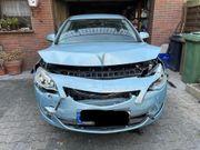 Opel Astra 1 6 Frontschaden