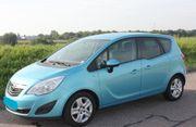 Opel Meriva Design
