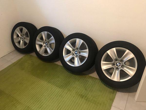BMW 5 er F10 Winterreifen