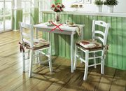 2x Hochlehner Stuhl beige Esszimmerstuhl