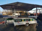 Esselmann Ausschankwagen Bierwagen Verkaufswagen Anhänger