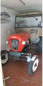 Traktor Oldtimer LW 20 1960