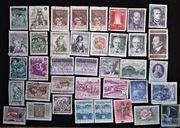 Österreich Jahrgang 1960 - 1969 gestempelt