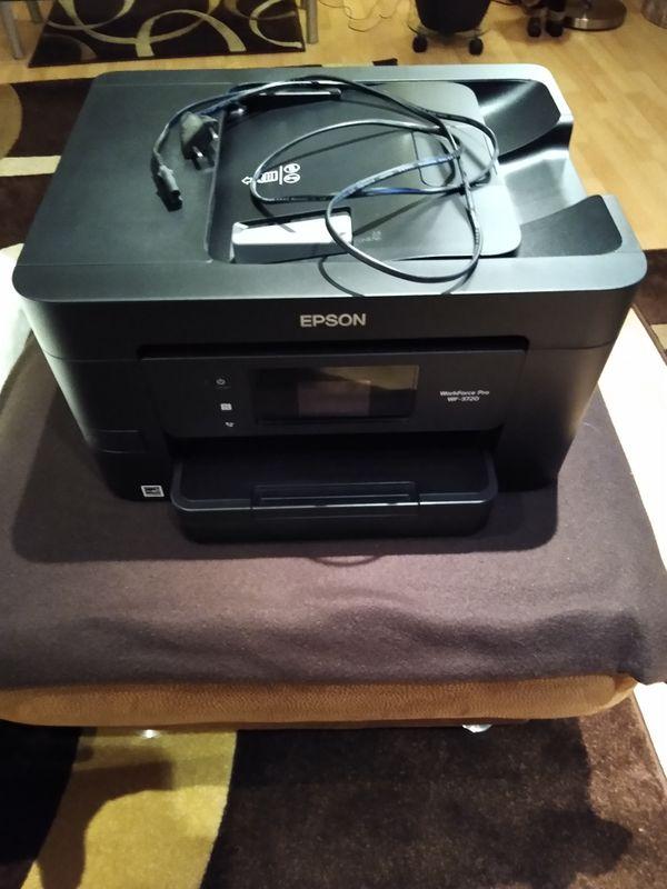 Epson Drucker 3720 schwarz