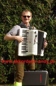 Akkordeonspieler in Münster Warendorf Coesfeld