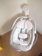 Elektische Babywippe Babyschaukel