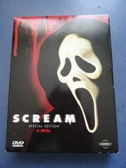 inkl Versand Scream 1-3