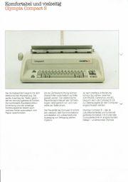 Olympia Schreibmaschine