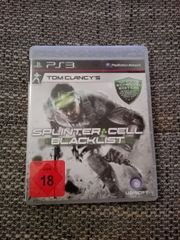 PS3 Splinter Cell