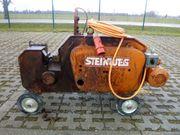 Steinweg Baustahlschneider Rundstahlschneider Betonstahlschere Stahlschneider