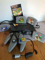 Nintendo 64 big Paket
