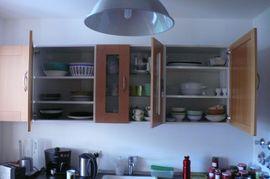 Küchenzeilen, Anbauküchen - IKEA Küche Fronten Buche massiv