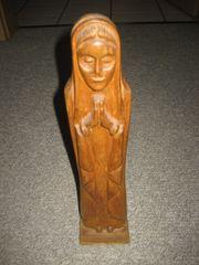 betende Maria Marienfigur Figur aus