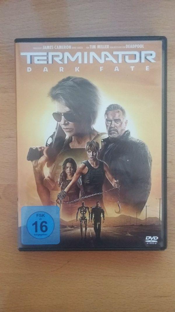 DVD Terminator Dark Fate