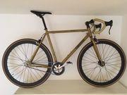 Singlespeed Bike CHRISSON FG FLAT