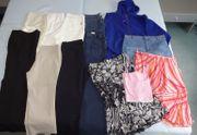 Satz Röcke und Hosen für