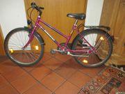 Marken - Mädchen - Fahrrad
