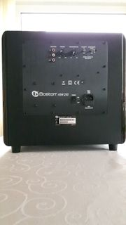 Boston Subwoofer ASW 250