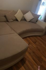 LED Sofa mit Bluetooth Soundsystem