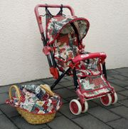 Puppenwagen - Buggy in