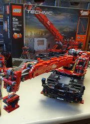 Lego 42082 Geländegängiger Mobilkran