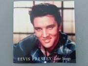 CD von Elvis Presley Love