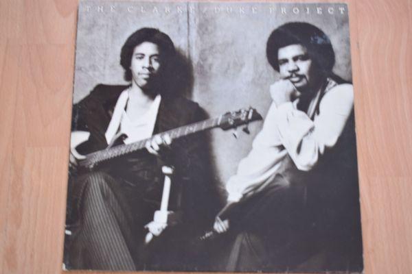 Schallplatte The Carke Duke Project