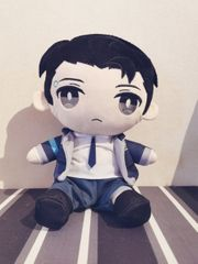 Detroit become human Connor plush