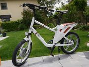 Pedelec E-Bike AVE Eagle Unterstützung