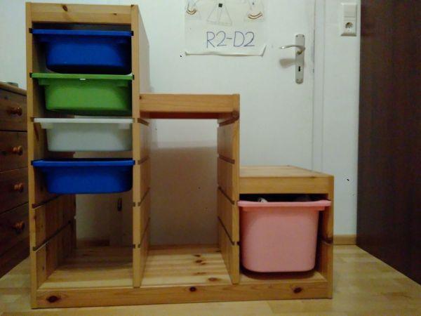 ikea trofast gebraucht kaufen nur noch 3 st bis 60 g nstiger. Black Bedroom Furniture Sets. Home Design Ideas