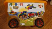 Clics CB409 Rollerbox Konstruktionsspielzeug TOP