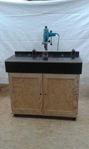 NEU Bohr und Schleifstation Bohrständer