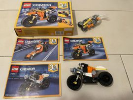 Bild 4 - 4 x LEGO CREATOR-SETS 31046 - München