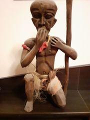 afrikanische Holz-Figuren Paket 1 10