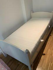 Jugend Bett Small world 90x200cm