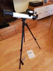 Einsteiger-Spiegelteleskop für Kinder