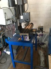 Wabeco CNC Fräsmaschine F1210E - High