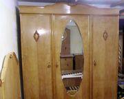 Schlafzimmer Art Deco Jugendstil antik