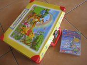 Kassettenkoffer Winnie Pooh 32 div