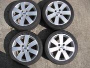 4 neuwertige Reifen